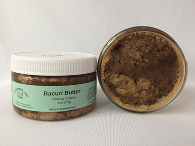 Bacuri Butter 1 to 8 oz