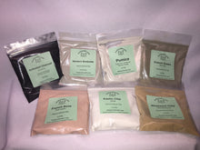 Clays - Natural Minerals for Masks, Detox and Personal Care