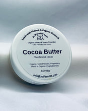 Butters - Organic Cold-Pressed Unrefined
