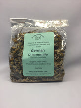 Herbs - Certified Organic, Wildcrafted