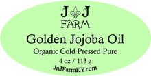 Carrier Oils, Organic Non-GMO, Cold-Pressed - JnJFarmKY