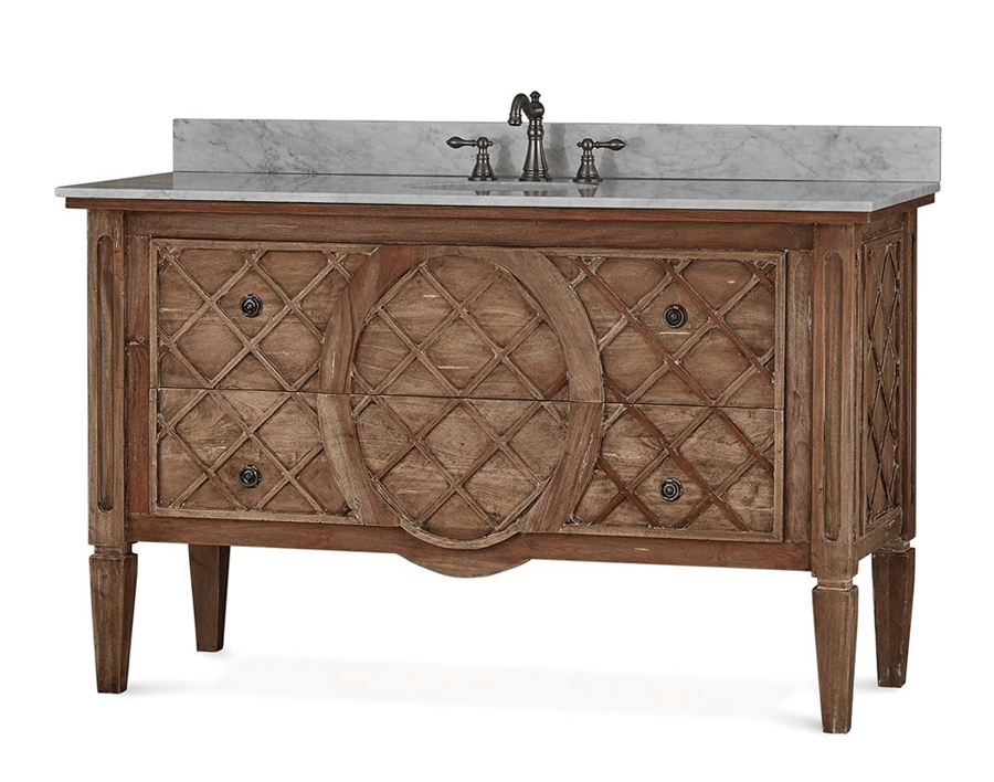 Steven Shell Living Charleston | Vanities