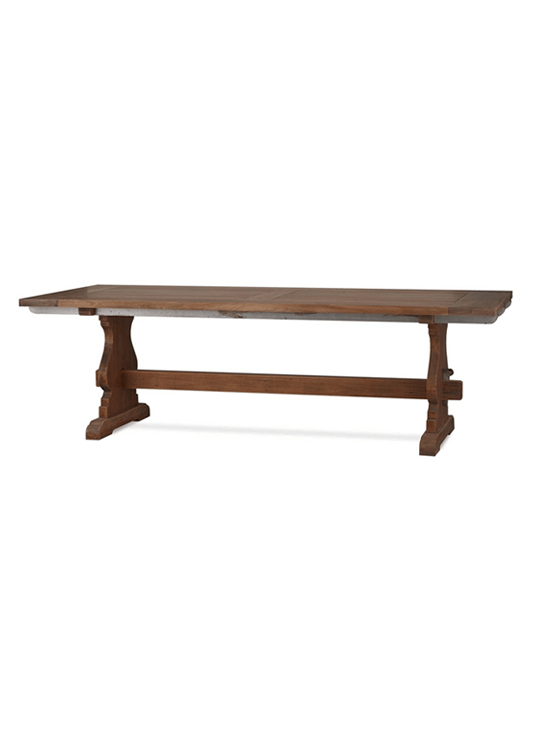 Hever Pegged Dining Table