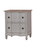 Provence Bed Side Cabinet
