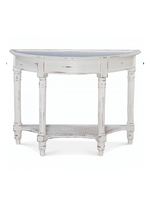 Montego Demi-lune Sofa Table