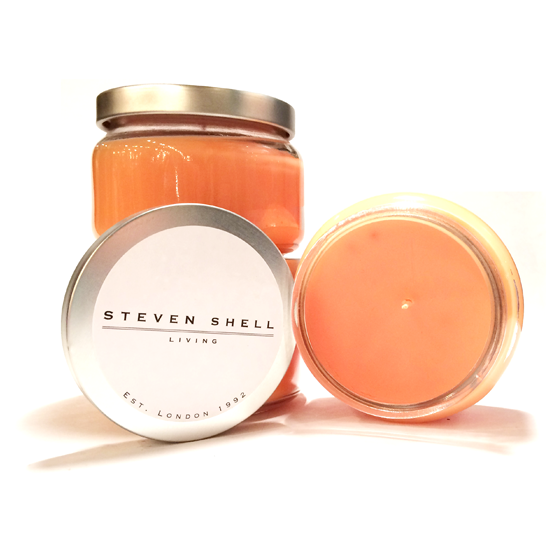 8oz Orange Tangelo Candle