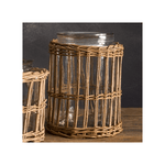 Tall Willow Pickle Jar Vase