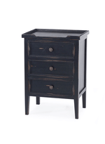 Eton 3 Drawer Side Chest