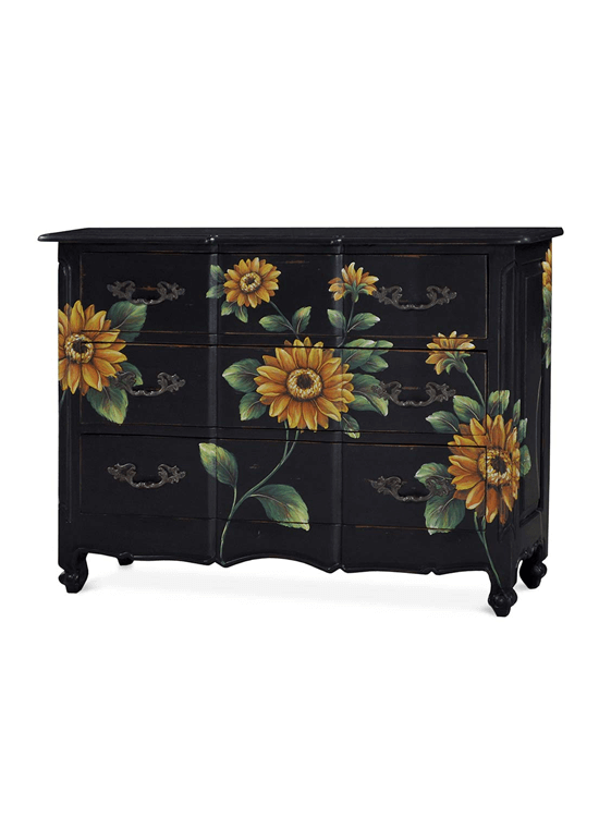 Provence 3 Drawer Narrow Dresser