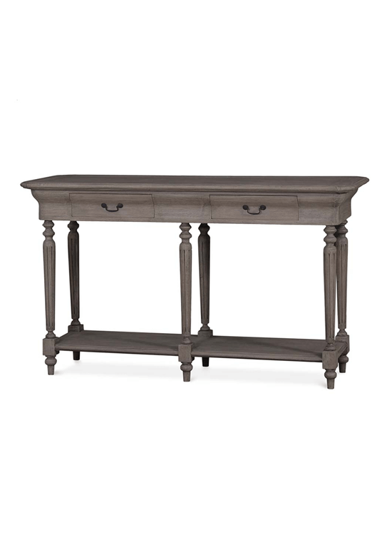 Wilshire 2 Drawer Console