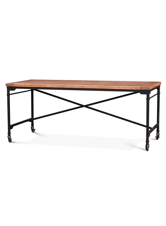 Mercantile 6 Dining Table/Desk