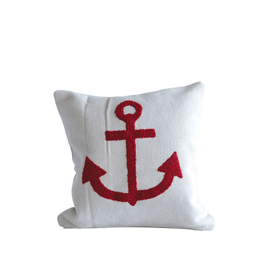Anchor Pillow - 18inch