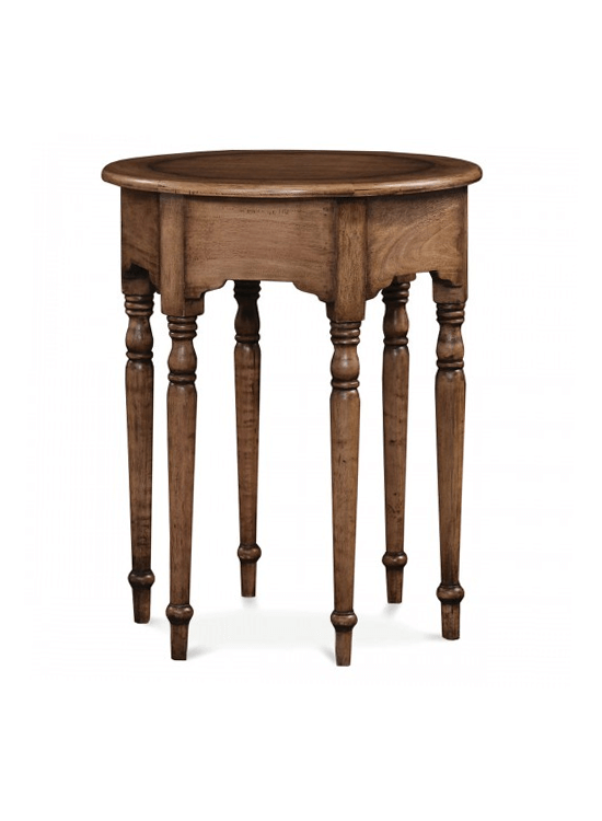 Tucker 6 Legged Round Side Table