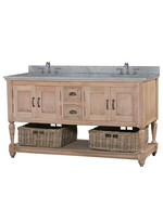 Jefferson Double Vanity