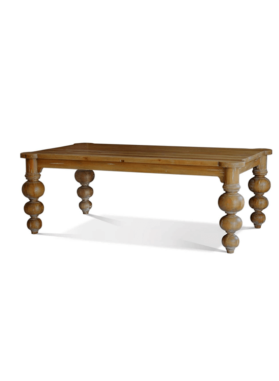 Boules Dining Table
