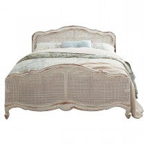 Covington Rattan King Bed