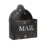 Distressed Mail Holder