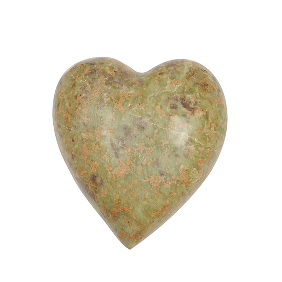 2-3/4 L Soapstone Decorative Heart