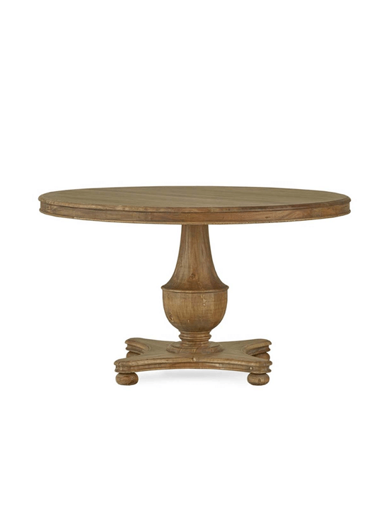 Virginia 5 Round Dining Table