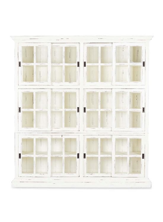 English Bookcase 2 Column
