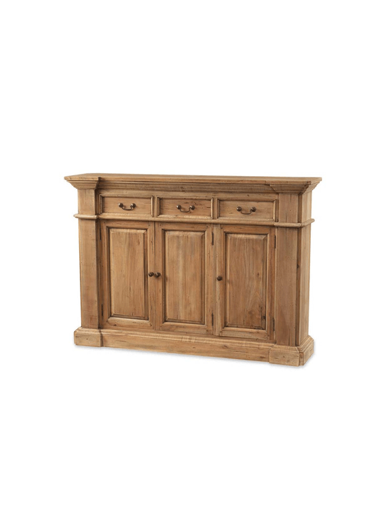 Roosevelt 3 Drawer Narrow Sideboard