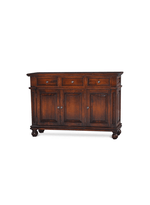 Havanah 3 Door Narrow Sideboard