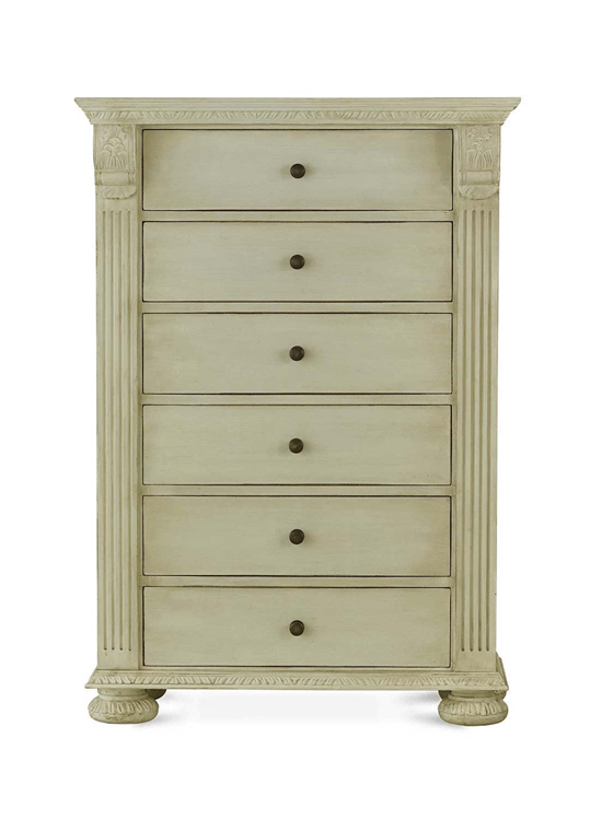 Charleston Tall Boy Dresser