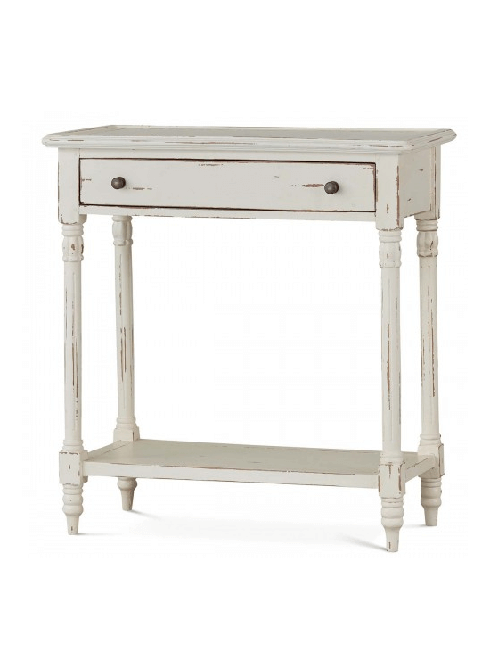 Edwardian 1 Drawer Console Table
