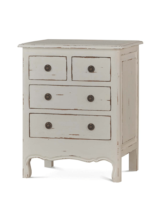 Paris 4 Drawer Chest