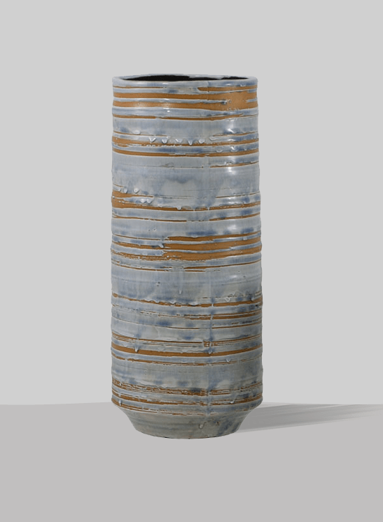 Large Layered Sky Vase