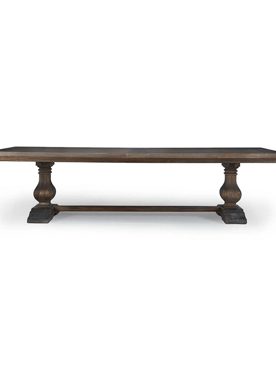 Bramble Trestle Dining Table 10