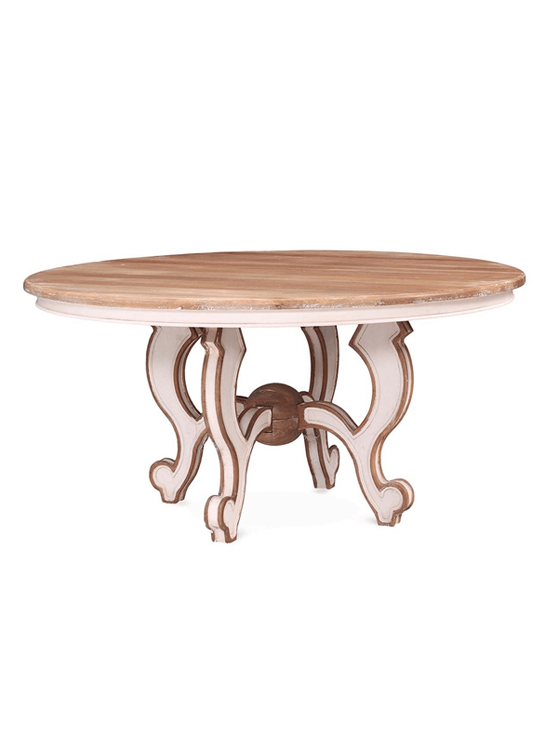 Pompadour Round Dining Table