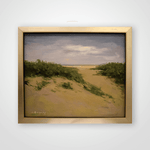27x23 Framed Oil Canvas ''Dunescape''
