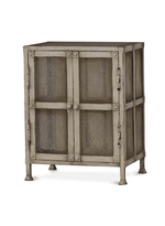 Urban Side Cabinet w/ Wire Mesh