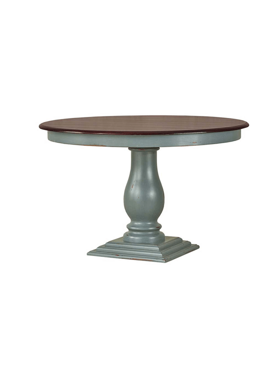 Whitehall Pedestal Dining Table 4