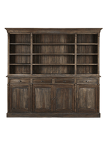 Hudson Open Bookcase