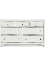 Aries 7 Drawer Dresser