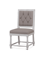 Fletcher Dining Chair w/ Tufting