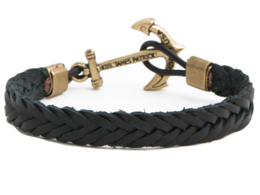 Blackhawk Trail - Kiel James Patrick Anchor Bracelet Made in the USA