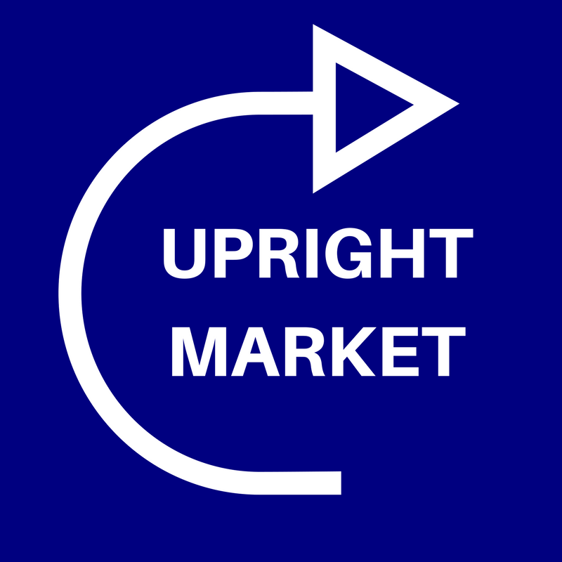 The Upright Market is Offically Open