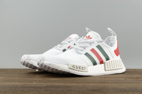 c82e944d641 adidas NMD R1 x Gucci White Red S70162 – jamieoutdoorsports