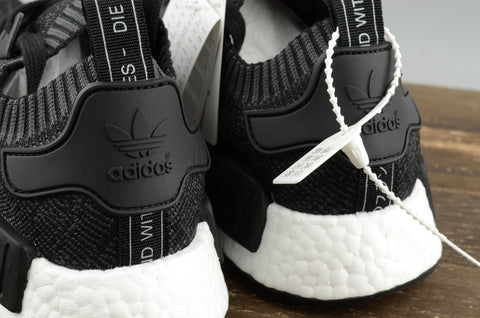 new adidas NMD R1 STLT Triple Black to Release in 2018 beta