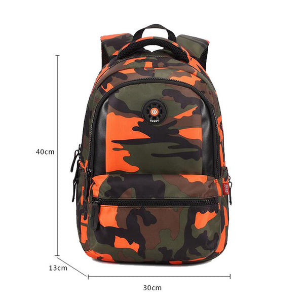 ... Small Size Fashion Camouflage Kid Backpack Bag School Bags Travel  Backpack Bags For Cool Boy And ... f397f8639057c