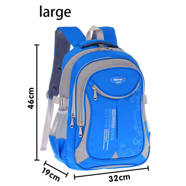 e17c432d3e ... New Fashion High Quality Oxford Children School Bags Backpacks Brand  Design Teenagers Best Students Travel Waterproof ...