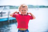 Keys to boating with children and family