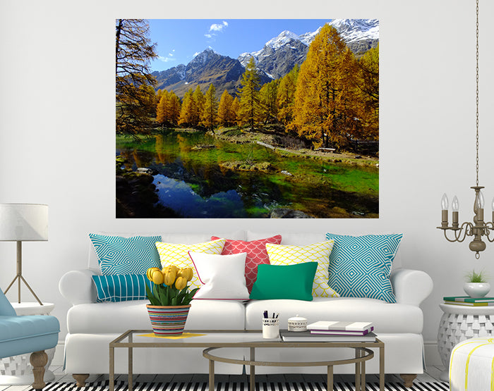 IMPRESSIVE WALL DECALS, REMOVABLE WALL STICKERS, WALL DECOR
