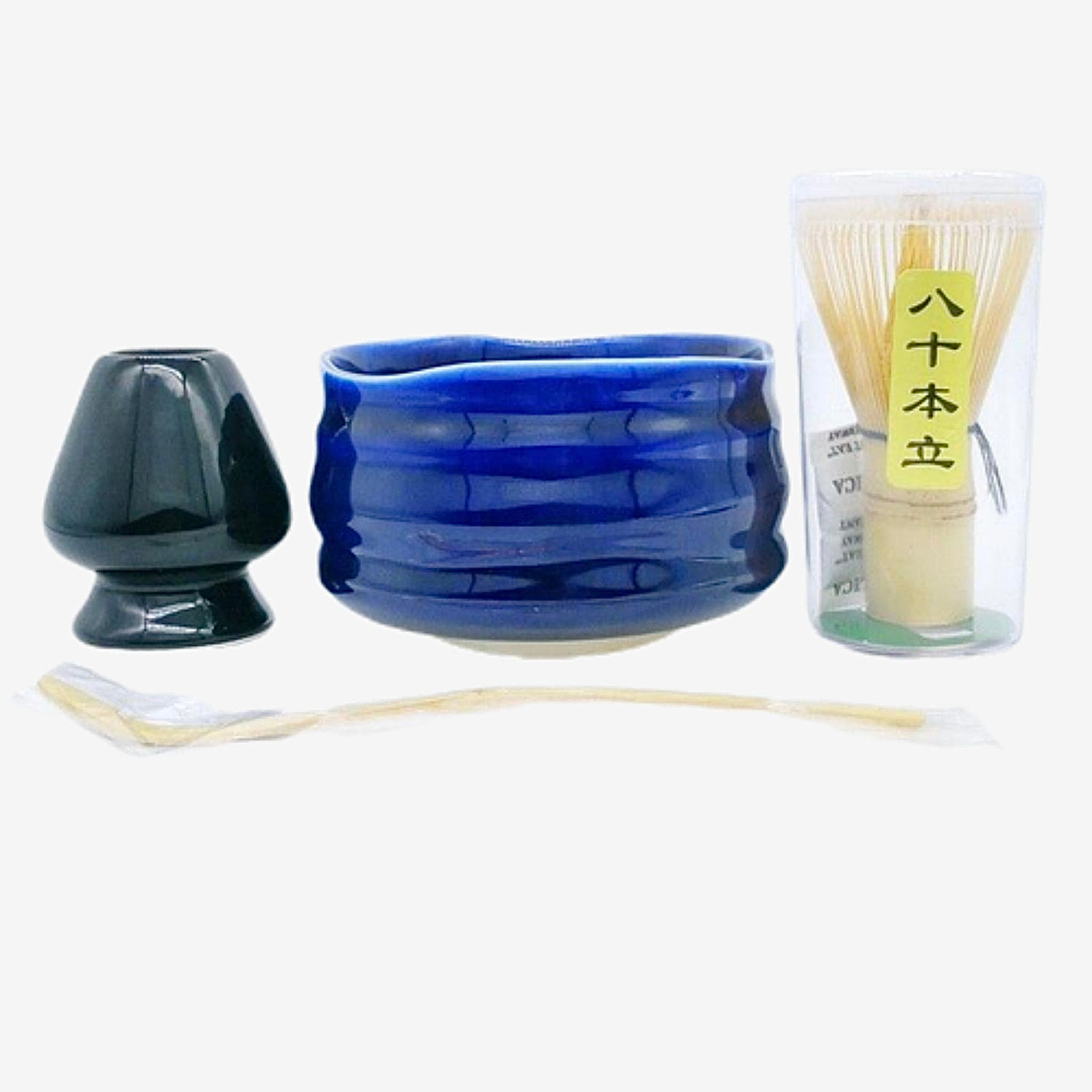 Matcha Tea Set 4-Piece Trend
