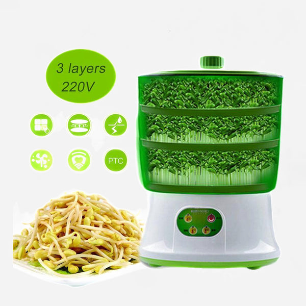 Home Grow Automatic Bean Sprout Machine Trend