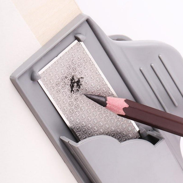 Professional Charcoal Pencil Sharpening Art Student Sketch Drawing Board Clip for Pencil Sharpen Tools Craft Art Material Supplies Trend