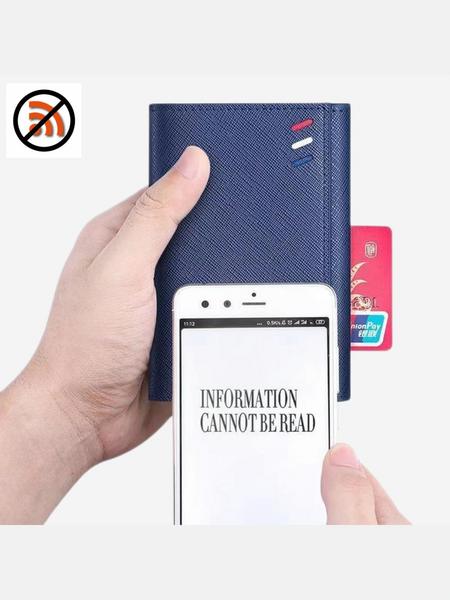 RFID Blocking Cardholder Wallet Trend